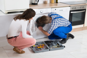 repair services for washing machine