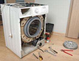 repairing your washer